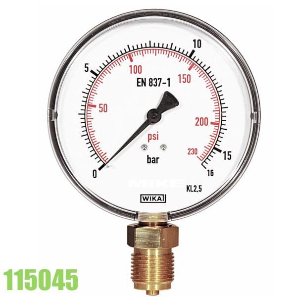 115045 đồng áp suất dùng cho bơm thử áp lực REMS Push