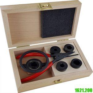 1621.200 Bộ dưỡng sâu cho mũi khoan gỗ 1622, 1630, 1663, đường kính Ø10 - 48mm