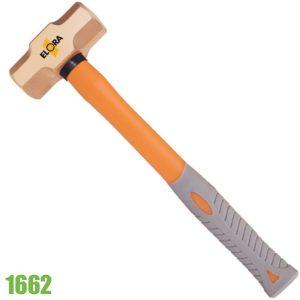 1662 CuBe búa đầu trùy chống cháy nổ, không sinh lửa, non sparking.