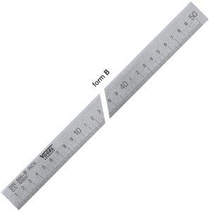 1692 Series Thước cầu 500mm đến 5 mét, form B, sx tại Đức