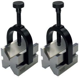 3330 Series Cặp khối chuẩn V-Block, đường kính từ Ø5 – Ø70mm