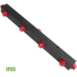 JP65 Van chia ngả 7 đầu, áp suất làm việc 700 bar