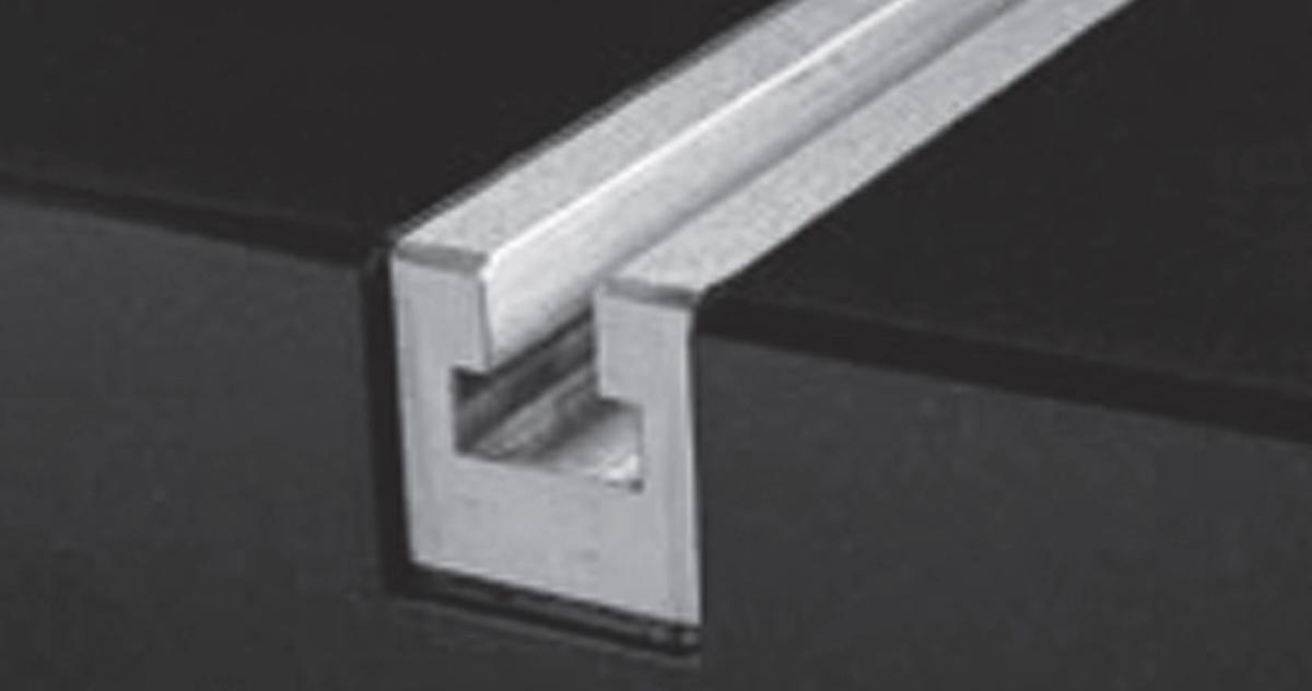 Rãnh chữ T slot cho bàn rà chuẩn