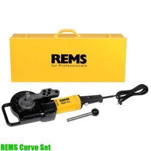 REMS Curvo Set Bộ máy uốn ống cầm tay, chạy bằng điện của Đức