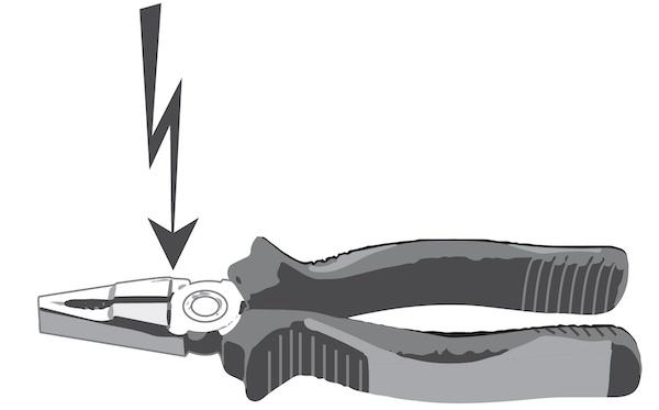 Voltage Test kiểm tra phóng điện