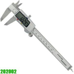 202002 Thước cặp điện tử 150mm, chính xác 0.01mm. Vogel Germany