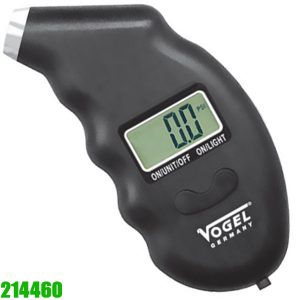 214460 Đồng hồ đo áp suất vỏ xe, lốp xe, chỉ thị số