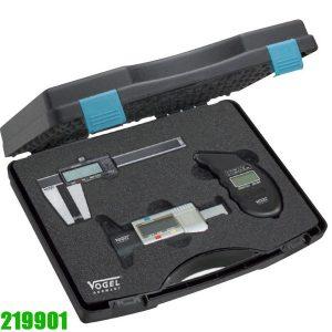 219901 Bộ dụng cụ chuyên dụng giám định bánh xe hơi, vỏ xe