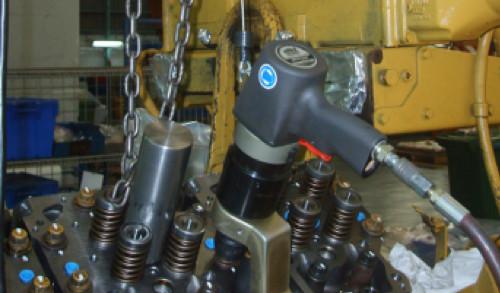 Cờ lê nhân lực bằng khí nén CLS - Alkitronic