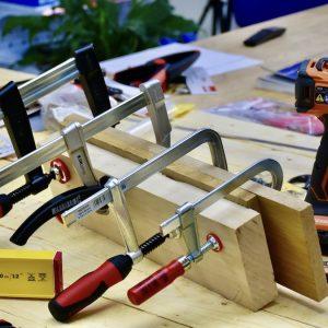 series các loại kẹp gỗ hình mô tả các kiểu
