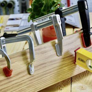series các loại kẹp gỗ hình mô tả