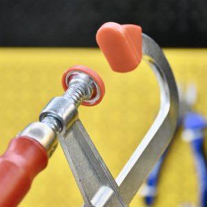 Má kẹp nhựa tháo lắp được BESSEY - LMU