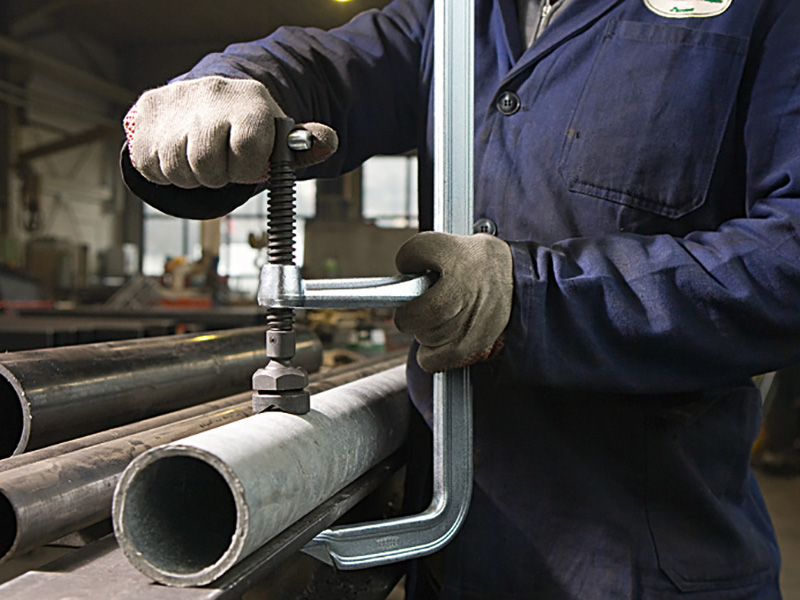 Fitters' clamp SLM 2