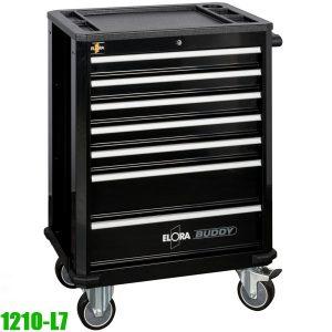 1210-L7 Tủ đựng đồ nghề 7 ngăn 1010x710x470mm ELORA