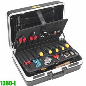 1380-L Vali đựng đồ nghề xách tay 4 khoang, 460x315x169mm