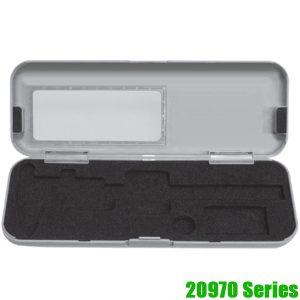 20970 Series Hộp đựng thước kẹp, panme 100-300mm bằng nhựa