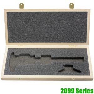 2099 Series Hộp đựng thước kẹp, panme 150-3000mm bằng gỗ