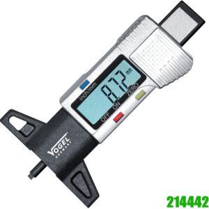 214442 Đồng hồ điện tử đo gai vỏ xe, lốp xe 0 - 25mm