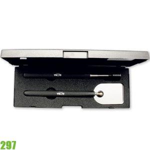 297 Bộ soi chiếu kiểm tra thiết bị công nghiệp, gồm 2 món, có nam châm
