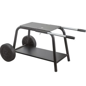 344100 Wheel stand with material shelf