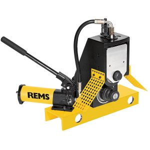 347000 REMS roll grooving attachment for pipe grooving
