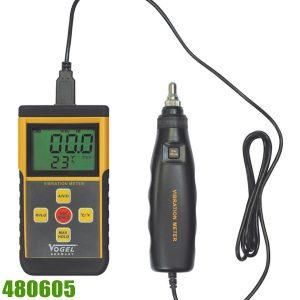 480605 Máy đo độ rung cầm tay cảm biến rời