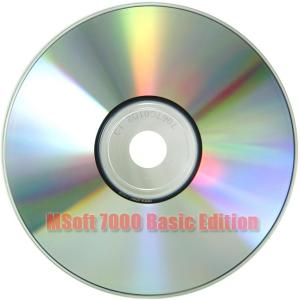 80-901-1600 Phần mềm Msoft 7000 bản Basic chạy trên nền windows
