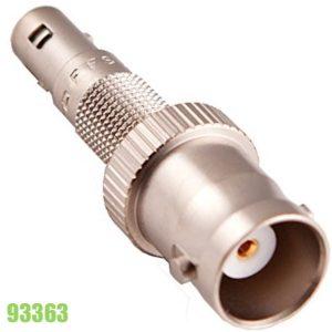 93363 Đầu cáp nối dài mini coax – BNC