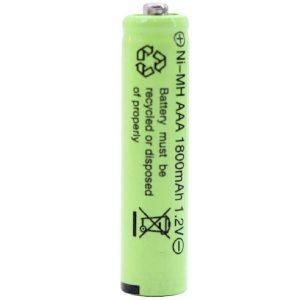 Pin sạc AAA cho máy đo độ dày lớp phủ Minitest 650