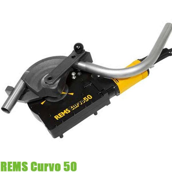 REMS Curvo 50 Máy uốn ống sắt chạy điện, cầm tay