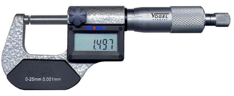 2310 panme điện tử đo ngoài 0-150mm Vogel