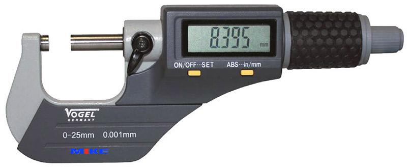 23106 panme điện tử cấp IP40 Vogel