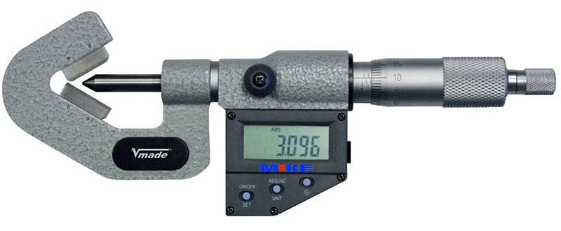 23218 Panme điện tử đo ngoài ngàm chữ V Vogel