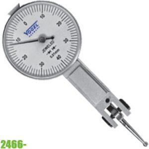 2466 Đồng hồ so cơ 0-100mm, độ chính xác 0.01mm. Vogel Germany