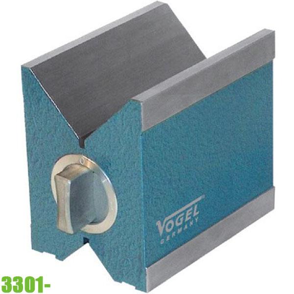 3301- Khối V-Block đế từ chữ V. Vogel Germany