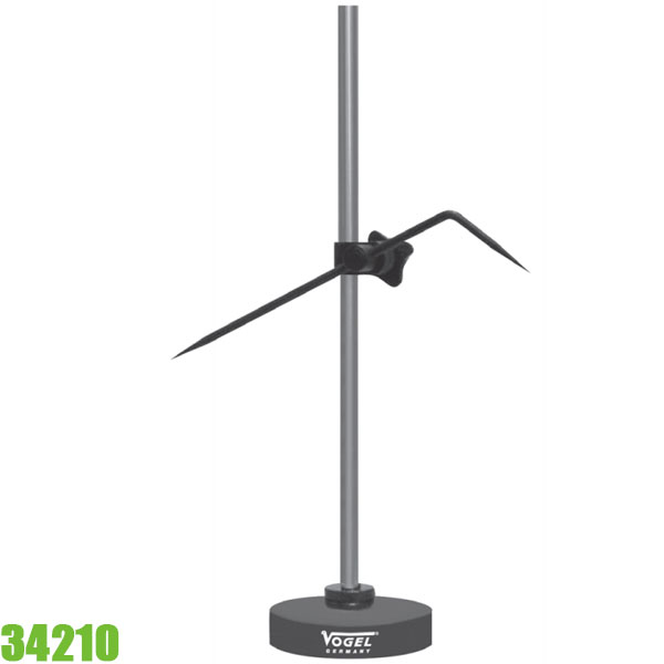 34210 Thước đo chiều cao 300-500mm, Vogel Germany