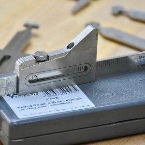 Thước đo lệch mép, thang đo 0-35mm, Vogel Germany