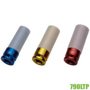 790LTP đầu tuýp 85mm, vỏ nhựa nhiều màu
