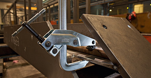 GRA Claw clamp 2