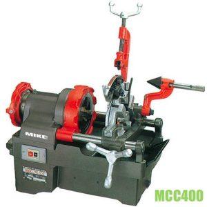 MCC400 máy tiện ren bulong ống kim loại đường kính tới 1.1/2 inch