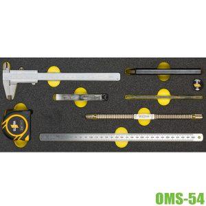 OMS-54 bộ dung cụ đo 7 món ELORA
