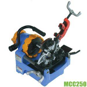 MCC250 máy tiện ren ống đường kính tới 1 inch
