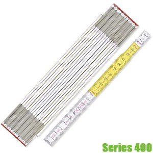 Series 400 Thước xếp bằng gỗ sồi, 2-3 mét. Stabila Germany