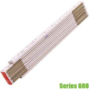 Series 600 Thước xếp bằng gỗ sồi, 2-3 mét. Stabila Germany