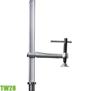 TW28 Kẹp phôi bàn hàn 300mm, lực kẹp 5000N. BESSEY Germany