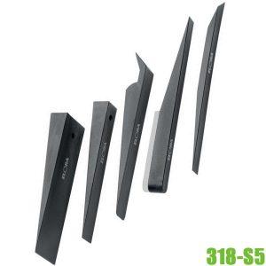 318-S5 Bộ nêm cơ khí 5 món bằng nhựa đặc biệt, dài 205mm