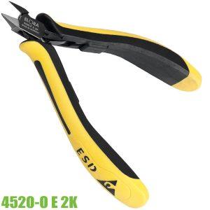 4520-O E 2K kìm cắt chân linh kiện điện tử lưỡi cắt sát mép