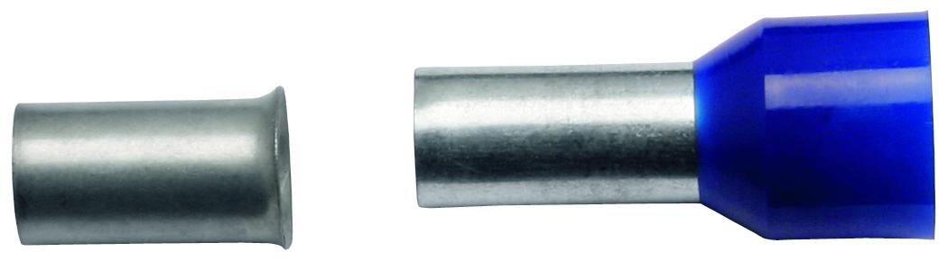 466IH- đầu cos hợp kim đồng bọc nhựa cách điện
