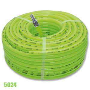 5024 Cuộn dây ống dẫn khí nén màu xanh