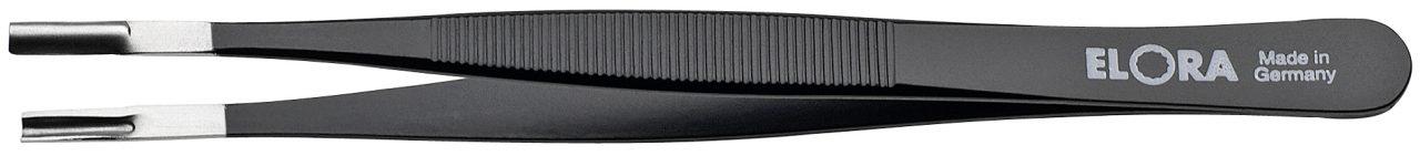5210-STE nhíp gắp linh kiện chống tĩnh điện mũi khoét lõm hướng dọc
